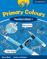Primary Colours 1 Teacher's book : Primary Colours - Diana Hicks