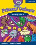 Primary Colours 3 Activity Book - Diana Hicks