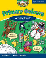 Primary Colours 2 Activity Book - Diana Hicks