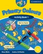 Primary Colours 1 Activity book - Diana Hicks