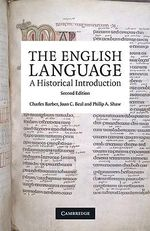 The English Language : A Historical Introduction - 2nd Edition - Charles Barber