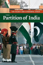 The Partition of India : New Approaches to Asian History - Ian Talbot