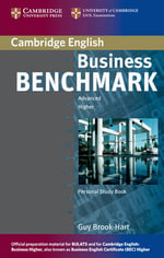 Business Benchmark Advanced Personal Study Book for BEC and BULATS :  Personal Study Book - Guy Brook-Hart