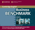 Business Benchmark Advanced Audio CD BEC Higher :  BEC Higher Advanced - Guy Brook-Hart
