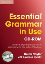 Essential Grammar in Use CD ROM : Grammar in Use - Helen Naylor
