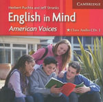 English in Mind 1 Class Audio CDs American Voices Edition : American Voices - Herbert Puchta