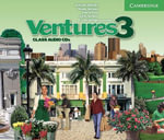 Ventures 3 Class Audio CD : Level 3 - K. Lynn Savage