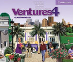 Ventures 4 Class Audio CD : Level 4 - K. Lynn Savage