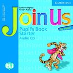 Join Us for English Starter Pupil's Book Audio CD - Gunter Gerngross