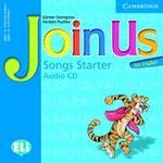Join Us for English Starter Songs Audio CD - Gunter Gerngross