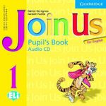 Join Us for English 1 Pupil's Book Audio CD - Herbert Puchta