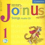 Join Us for English 1 Songs Audio CD :  Songs - Gunter Gerngross