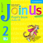 Join Us for English 2 Pupil's Book Audio CD : Level 2 - Gunter Gerngross