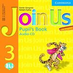 Join Us for English 3 Pupil's Book Audio CD : Level 3 - Gunter Gerngross