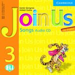 Join Us for English 3 Songs Audio CD : Level 3 - Gunter Gerngross