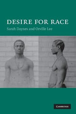 Desire for Race - Sarah Daynes
