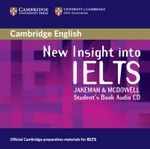 New Insight into IELTS Student's Book Audio CD - Vanessa Jakeman