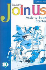 Join Us Starter Activity Book : Activity Book Starter - Gunter Gerngross