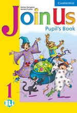 Join Us 1 Pupil's Book : Level 1 - Herbert Puchta
