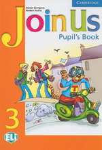 Join Us 3 Pupil's Book : Level 3 - Herbert Puchta