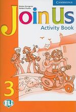 Join Us 3 Activity Book - Gunter Gerngross