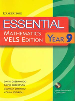 Essential Mathematics Vels Edition Year 9 : Essential Mathematics - David Greenwood