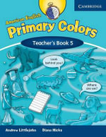 American English Primary Colors 5 Teacher's Book : Level 5 - Diana Hicks
