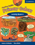 American English Primary Colors 6 Activity Book : Activity Book Level 6 - Diana Hicks