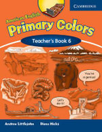 American English Primary Colors 6 Teacher's Book : Level 6 - Diana Hicks