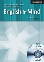 English in Mind : Workbook 4 : Includes Audio CD/CD ROM - Herbert Puchta