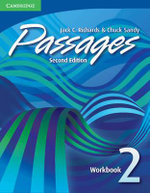Passages 2 Workbook : An Upper-level Multi-skills Course - Jack C. Richards