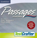 Passages TestCrafter Package : An Upper-Level Multi-Skills Course - Jack C. Richards