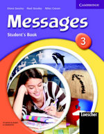 Messages 3 Student's Pack Italian Edition : Level 3 - Diana Goodey