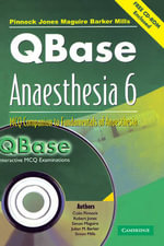 QBase Anaesthesia : MCQ Companion to Fundamentals of Anaesthesia v. 6 - Colin A. Pinnock