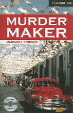 Murder Maker Level 6 Advanced Book with Audio CDs (3) Pack : Level 6 - Margaret Johnson