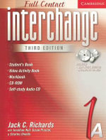 Interchange Third Edition Full Contact 1A : Student's book 1a - Jack C. Richards