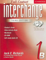 Interchange Third Edition Full Contact 1B : Student's book 1a - Jack C. Richards
