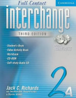 Interchange Third Edition Full Contact 2A : Level 1 - Jack C. Richards