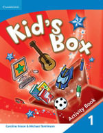 Kid's Box 1 Activity Book : Level 1 - Caroline Nixon