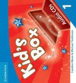Kid's Box 1 Audio CD : Level 1 - Caroline Nixon