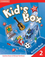 Kid's Box 2 Activity Book : Level 2 - Caroline Nixon