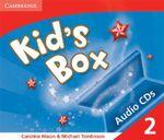 Kid's Box 2 Audio CD : Level 2 - Caroline Nixon