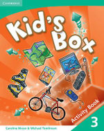 Kid's Box 3 Activity Book : Level 3 - Caroline Nixon