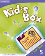 Kid's Box 5 Activity Book : No. 5 - Caroline Nixon