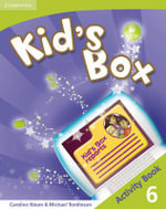 Kid's Box 6 Activity Book : Level 6 - Caroline Nixon