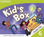 Kid's Box 6 Audio CDs (3) : Level 6 - Caroline Nixon