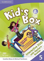 Kid's Box Level 5 Interactive DVD (PAL) with Teacher's Booklet : Level 5 - Caroline Nixon