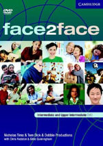 Face2face : Intermediate and Upper Intermediate :  Intermediate and Upper Intermediate - Chris Redston