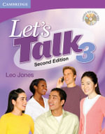 Let's Talk 3 : Second Edition - Expanded Self Study Audio - Leo Jones