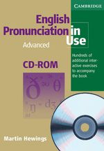 English Pronunciation in Use Advanced CD-ROM for Windows and Mac (single User) - Martin Hewings
